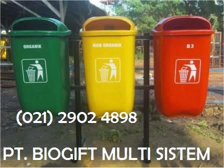 Tong sampah pilah 3