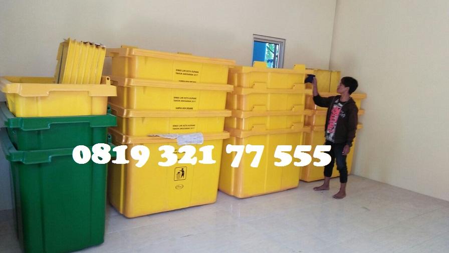 tong sampah fiber 6600 liter